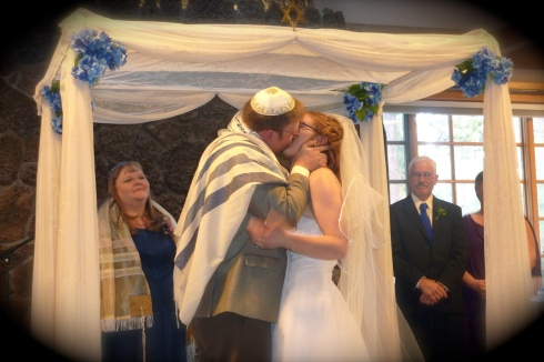 our jewish wedding