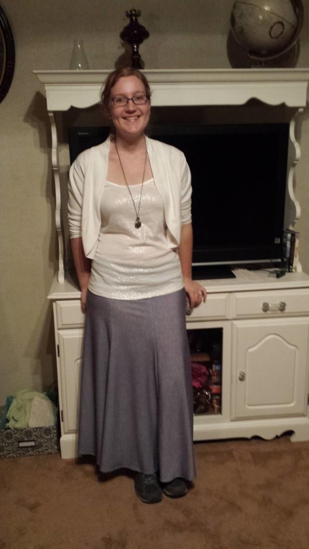 birthday skirt