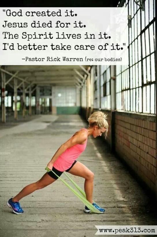 Pinterest Workout Challenge