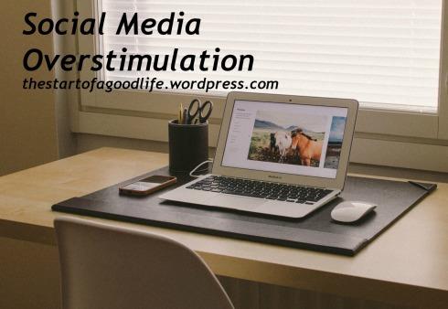 Social Media Overstimulation