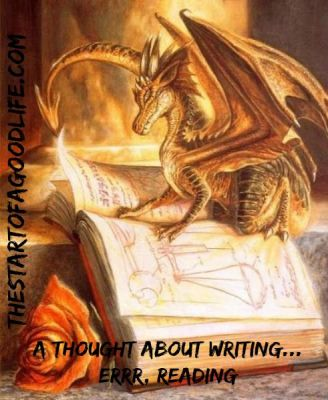 dragon readingforblog