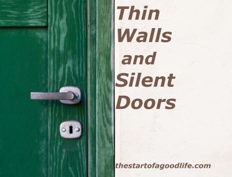 wrtngprmptthinwalls&silentdoors