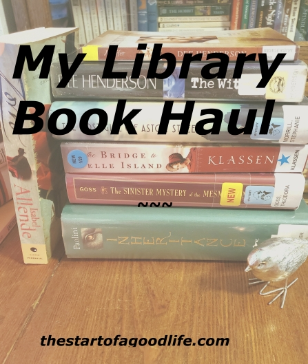 librarybookhaul